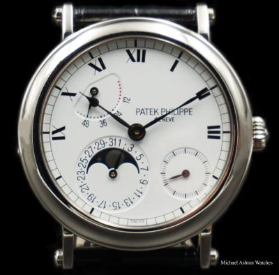 Patek Philippe Officers Campaign
